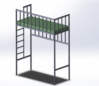 Изображение в Мебель и интерьер Мебель для спальни 1. Экономит место в малогабаритных квартирах. в Новосибирске 12000