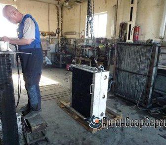 Изображение в Продажа и Покупка бизнеса Продажа бизнеса Продам готовый бизнес- цеха по ремонту радиаторов, в Новосибирске 3600000
