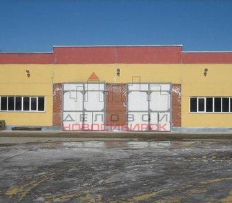 Фотография в Недвижимость Коммерческая недвижимость Предлагается в аренду капитальный склад площадью в Новосибирске 300