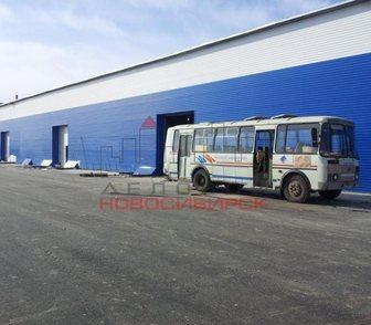 Фото в Недвижимость Коммерческая недвижимость Предлагаются в аренду отапливаемые складские в Новосибирске 250