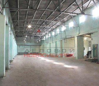 Фото в Недвижимость Коммерческая недвижимость Предлагается к продаже отапливаемое производственно-складское в Новосибирске 14900000