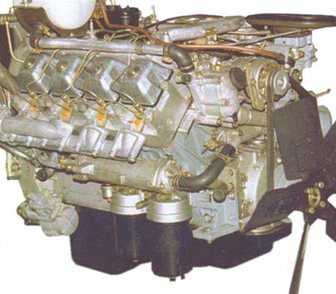 Фотография в Прочее,  разное Разное ООО Звезда Сибири реализует двигатель КАМАЗ в Новосибирске 340000