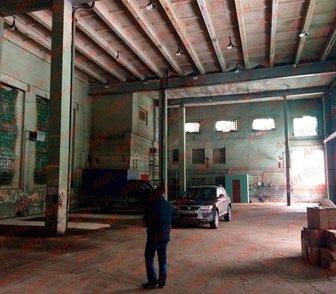 Фото в Недвижимость Аренда нежилых помещений Капитальное отапливаемое производственно-складское в Новосибирске 220000