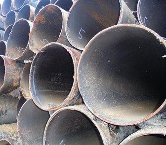 Фото в Труба стальная Бу, восстановленные 273х6-7 прямошовная, из-под нефти, в пленочной в Новосибирске 16500