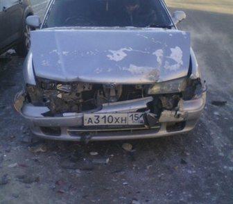 Изображение в Авто Аварийные авто продам мазда капелла 1997, после дтп, не в Новосибирске 50000