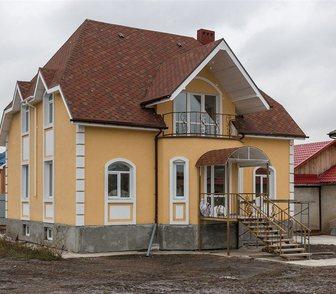 Изображение в Строительство и ремонт Строительство домов Бригада русских, не пьющих специалистов строителей в Новосибирске 0