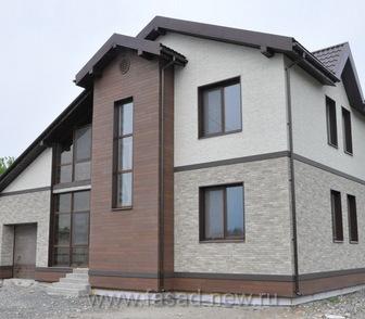 Фото в Строительство и ремонт Отделочные материалы Инновация среди фасадных материалов – бесшовные в Новосибирске 0