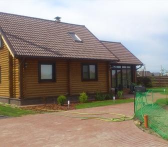 Фотография в Строительство и ремонт Строительство домов Строим дома из бруса, делаем крыши. Внутренняя в Новосибирске 2000