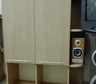 Фото в Мебель и интерьер Мебель для детей Цвет бук, б/у, в отличном состоянии. стол:длина в Новосибирске 3500