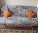 Изображение в Мебель и интерьер Мягкая мебель Диван-книжка Клик-кляк с подвижными подлокотниками в Новосибирске 10000