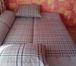 Foto в Мебель и интерьер Мебель для гостиной продам красивый диван с подушками, б\у месяц, в Новосибирске 16000