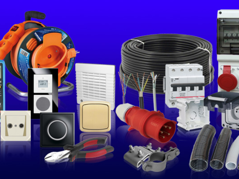 Сфера внедрения электротехнической продукции