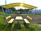 Увидеть foto Мебель для дачи и сада Продам беседки дачные в Новоульяновске 38138004 в Новоульяновске