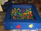 Продам сухой бассейн с шариками