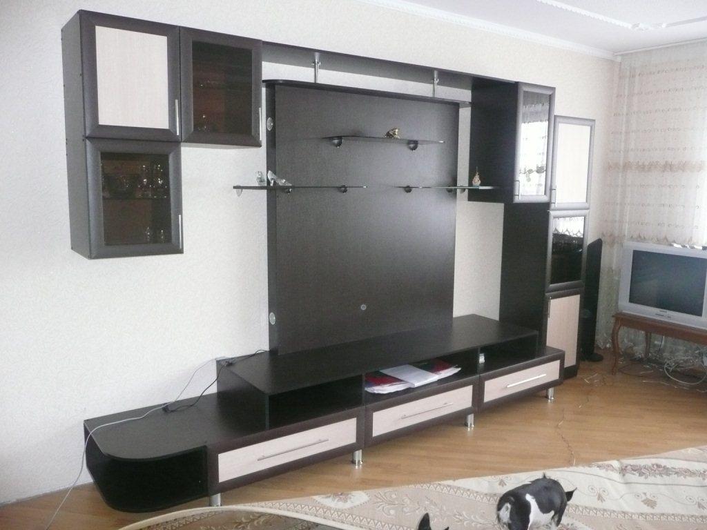 Мебель Для Гостиной Под Заказ Москва