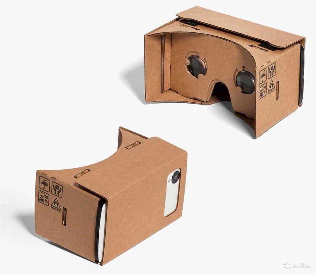 Делаем очки виртуальной реальности в домашних условиях 46
