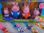 Фотография в Для детей Детские игрушки Наборы Свинка Пепа купить в Омске.     Резиновые в Омске 80