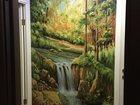 Увидеть изображение Дизайн интерьера Художественное оформление интерьеров, Роспись стен 34353178 в Омске