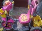 Foto в   Розовый велосипед трехколесный поёт песни в Омске 1000