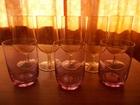 Изображение в Красота и здоровье Товары для здоровья 5 фужеров цвета сухого вина с легким перламутром, в Омске 50