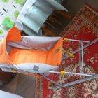 Зимнюю коляску-санки