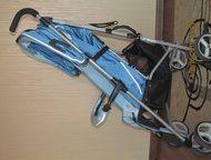 Коляска-трость Leader kids S900 В отличном состоянии.   Эта коляска выгодно отли