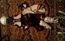 Хоккейная форма и коньки