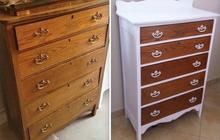 Реставрация мебели под ключ