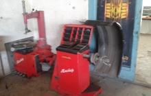 Продажа шиномонтажного оборудования