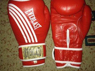 Смотреть foto Спортивный инвентарь Перчатки Everlast 32439385 в Омске