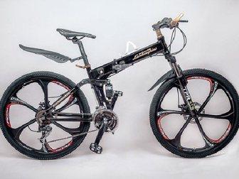 Новое фото  Велосипеды на литых дисках 32483769 в Омске