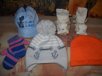 Увидеть фото Детская одежда головные уборы, шапочки 32653344 в Омске