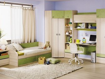 Новое фото Производство мебели на заказ Детский гарнитур Kivi 33016143 в Омске