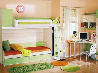Увидеть фотографию Производство мебели на заказ Детский гарнитур Kivi 33016143 в Омске