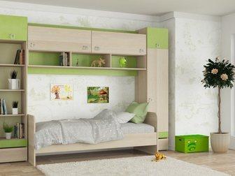 Скачать бесплатно foto Производство мебели на заказ Детский гарнитур Kivi 33016143 в Омске