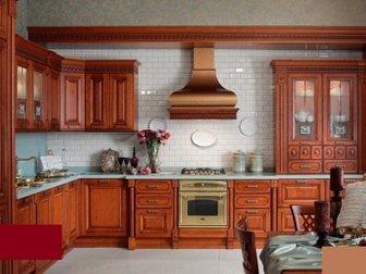 Смотреть фото Производство мебели на заказ Кухонный гарнитур Венская ночь 33016162 в Омске