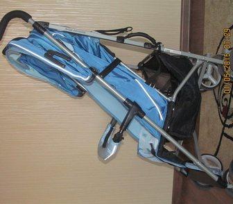 Фотография в   В отличном состоянии.   Эта коляска выгодно в Омске 4000