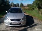 Седан Hyundai в Москве фото