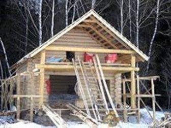 Смотреть foto  Строительство, Ремонт, Отделка деревянных домов, бань, Крыши, Заборы 32408447 в Орехово-Зуево