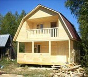 Изображение в Строительство и ремонт Ремонт, отделка Мы строим деревянные загородные и дачные в Орехово-Зуево 0