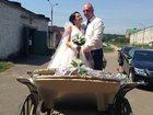 Свежее foto Организация праздников Свадебная карета в Орле - Оригинальный подарок на свадьбу, день, рождения 33189253 в Орле
