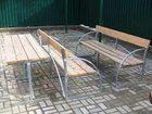 Просмотреть foto  Скамейки и столики для дачи Чкаловск 39008829 в Чкаловске