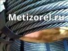 Уникальное фото Разное Канат стальной ГОСТ 7667-80 двойной свивки типа ЛК-З конструкции 6х25 45271778 в Орле