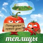 Теплицы из поликарбоната Чкаловск