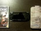 ���� �   ������ PSP Sony + ����� + 2 ���� � �������� � ��������� 3�500