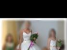 Фото в   Продам свадебное платье. платье купила в в Оренбурге 30000