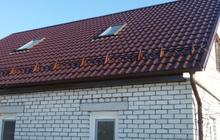 Монтаж крыши, сборка стропильной системы