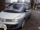 Renault Espace 1.9МТ, 2004, 213580км
