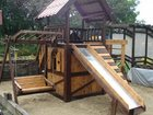 Скачать бесплатно фото Разное Детские площадки из клееного бруса и бревна 32481817 в Пензе