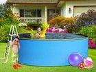 Смотреть foto Другое Бортовой каркасный бассейн Гурон 2, 7х1, 0 м 32730774 в Пензе